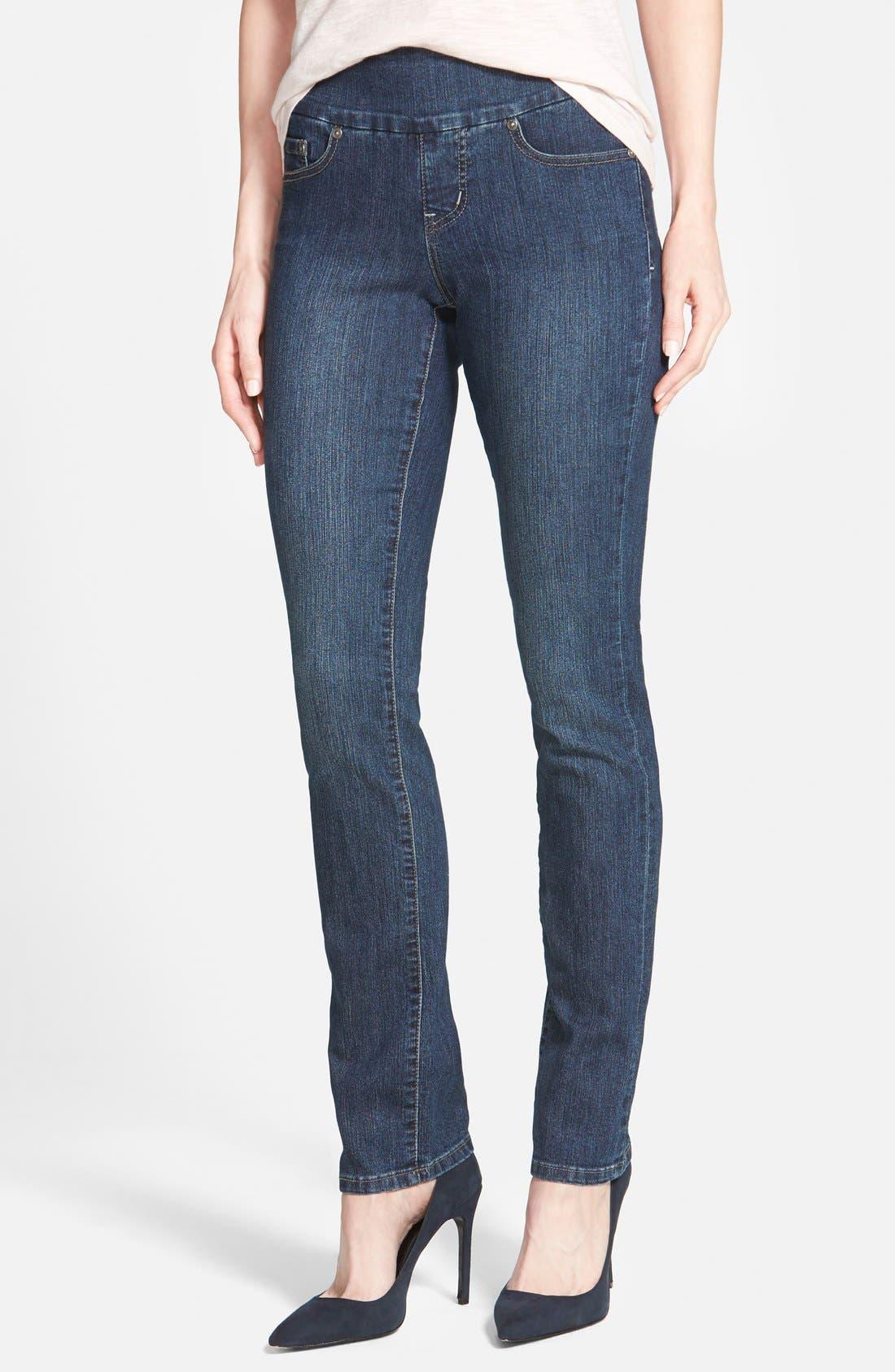 JAG JEANS Peri Straight Leg Jeans