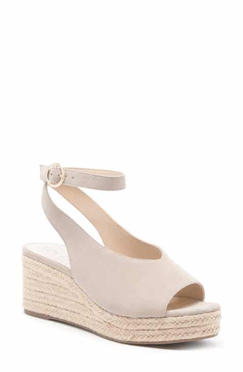 Sole Society Calyndra Wedge Sandal (Women)