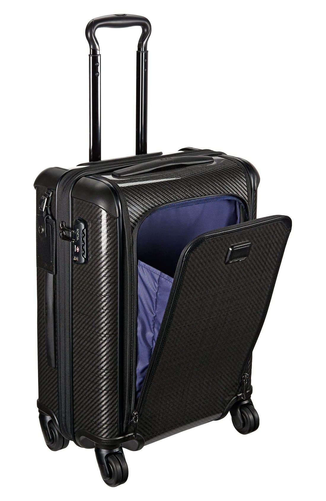 Tegra-Lite<sup>®</sup> Max 22-Inch Continental Expandable Carry-On,                             Alternate thumbnail 5, color,                             Black Graphite