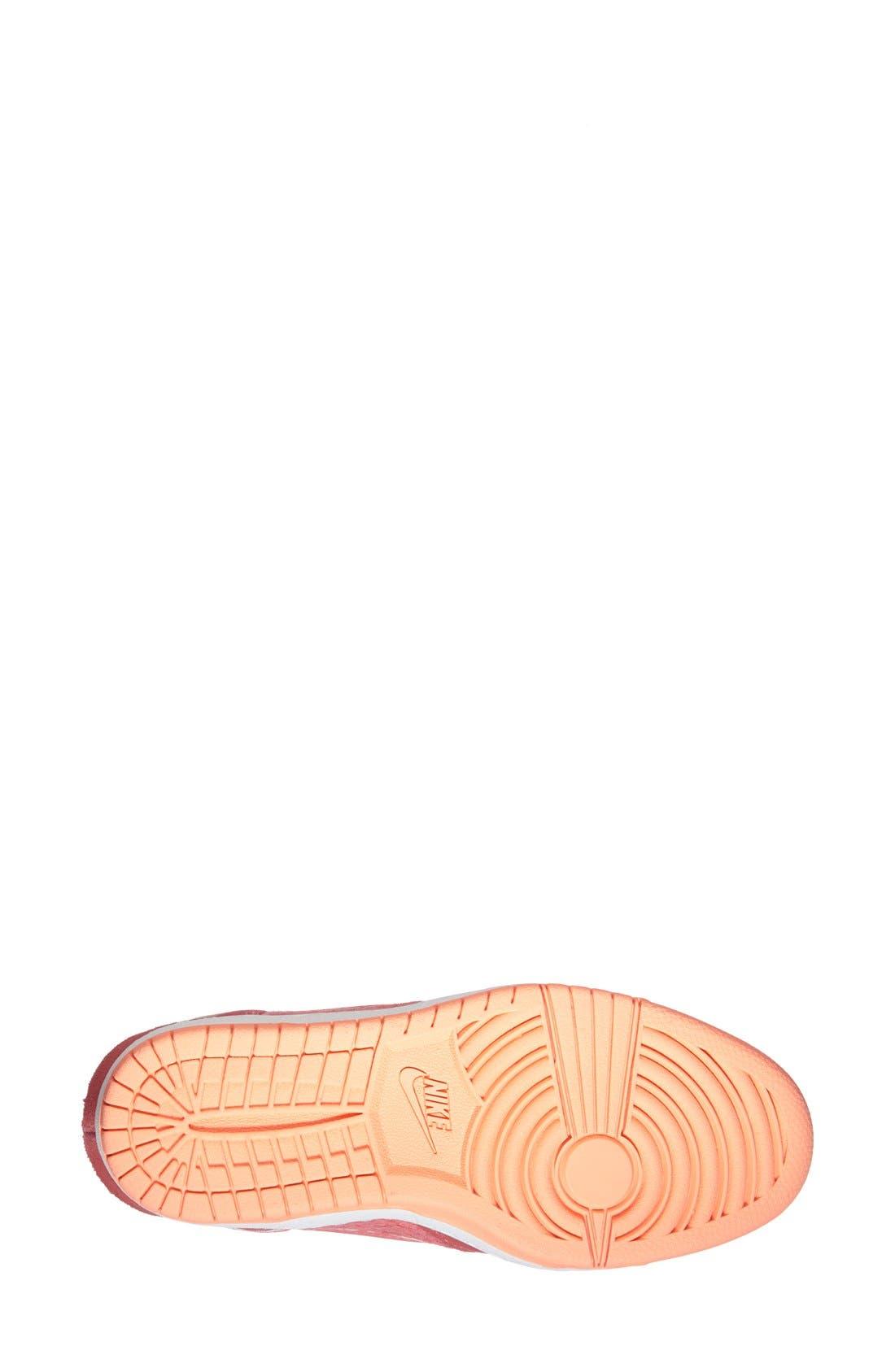 Alternate Image 6  - Nike 'Dunk Sky Hi - Essential' Wedge Sneaker (Women)