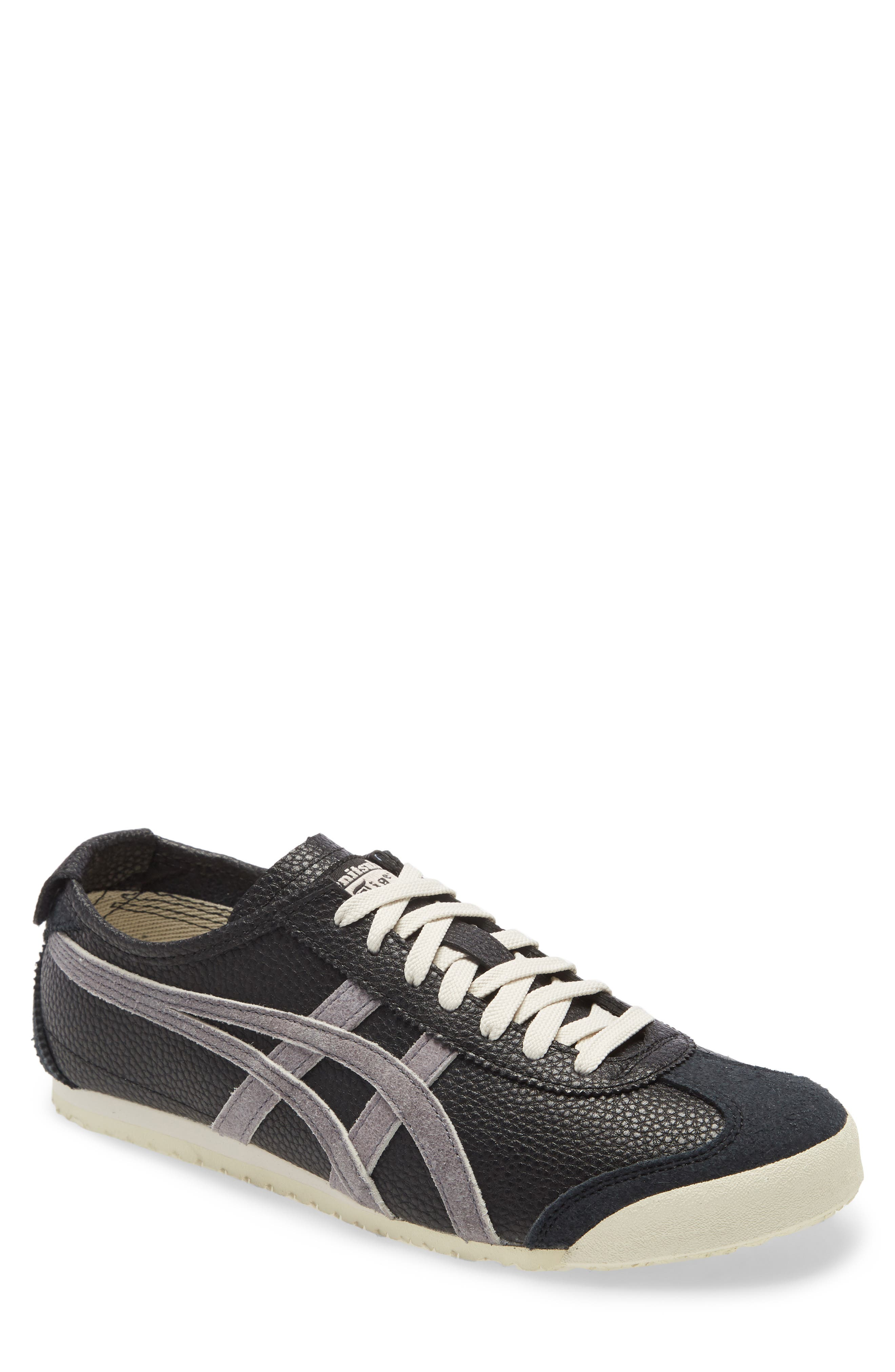 onitsuka tiger mexico 66 black and pink underwear video hombre