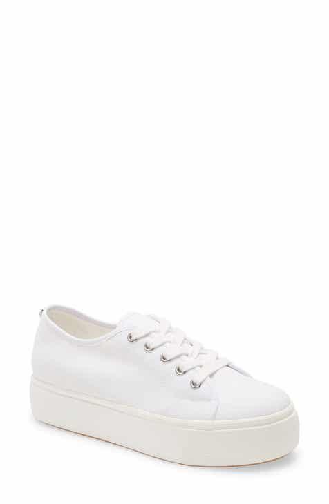 Steve Madden Elore Platform Sneaker (Women)