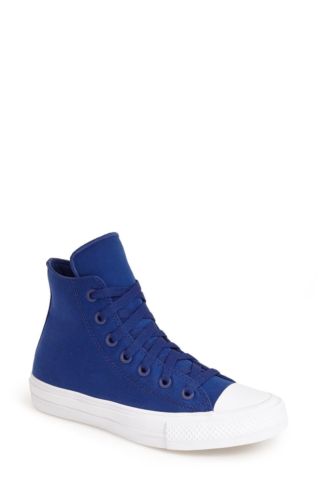Alternate Image 1 Selected - Converse Chuck Taylor® All Star® 'Chuck II' High Top Sneaker (Women) (Regular Retail Price: $74.95)
