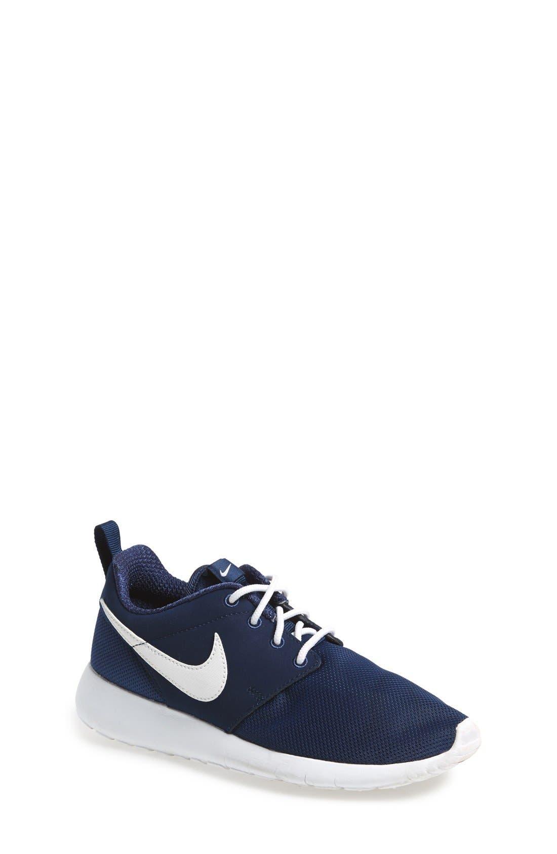 Nike 'Roshe Run' Sneaker (Little Kid & Big Kid)