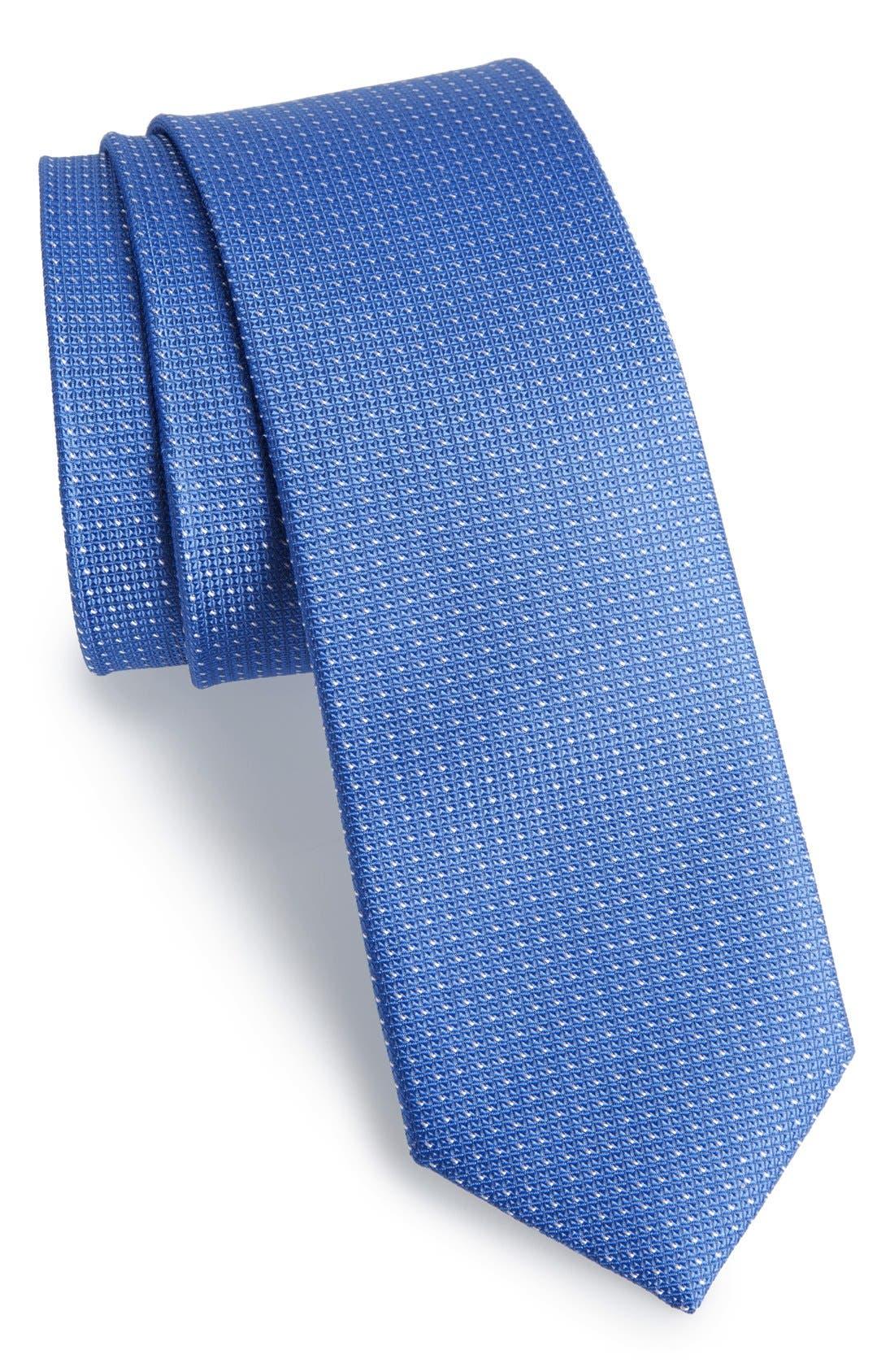 Main Image - Calibrate Dot Silk Tie
