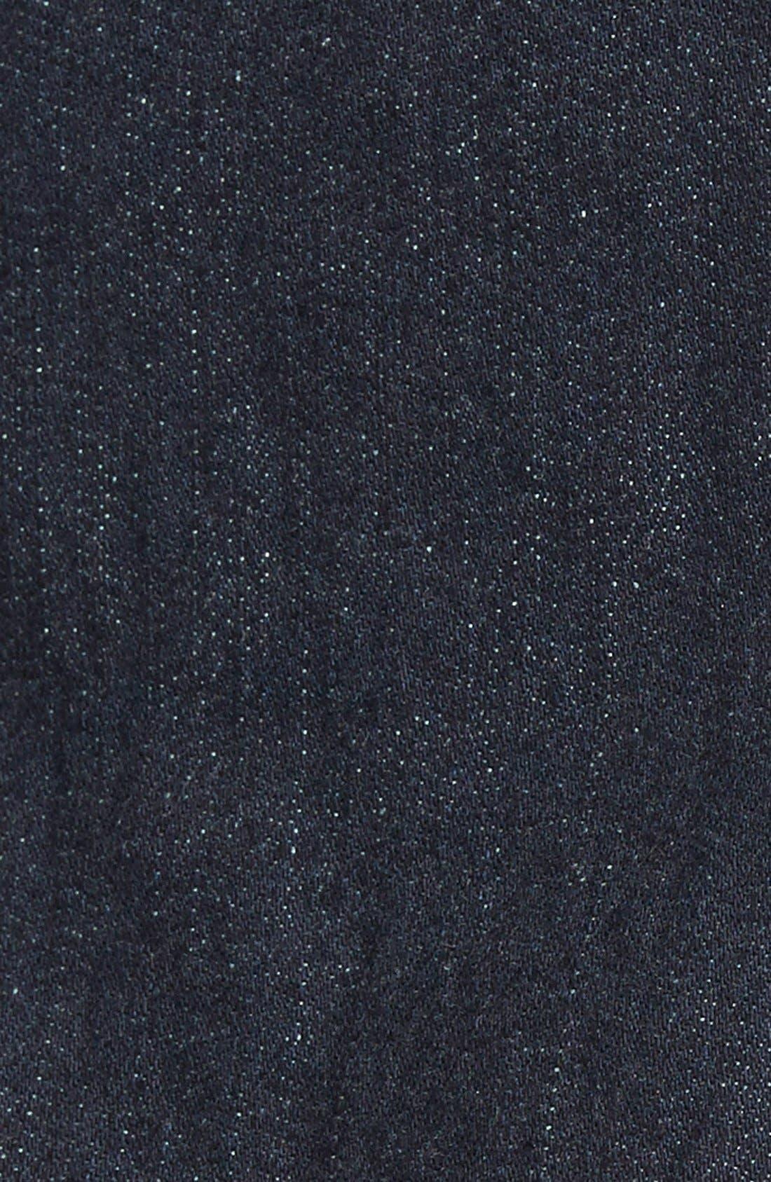 Alternate Image 3  - Alexa Chung for AG 'The Kety' A-Line Denim Skirt (Loan Star)