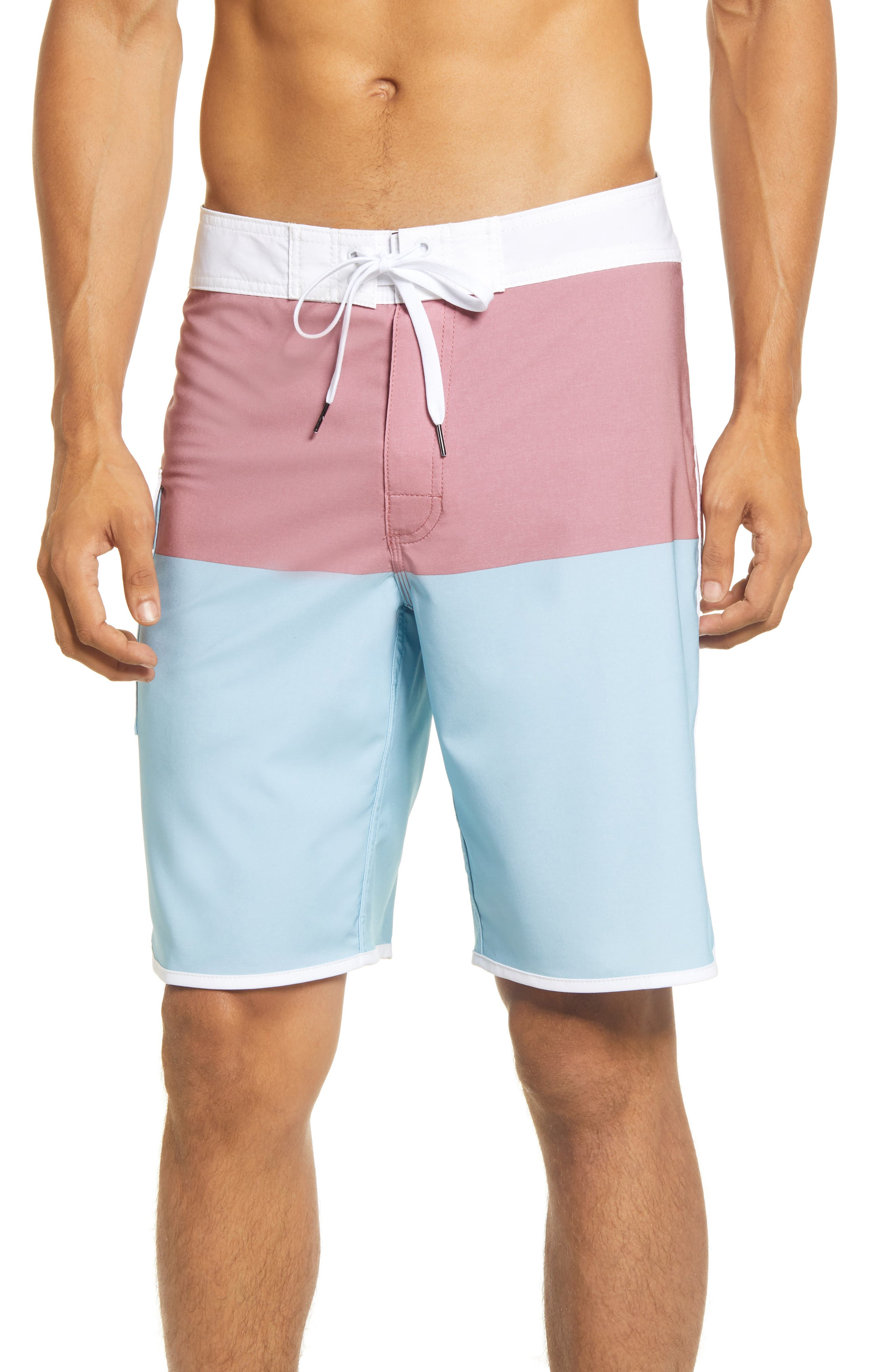 Adidas Mens Response Shorts Baggy Size XL Navy /& Orange Reflective