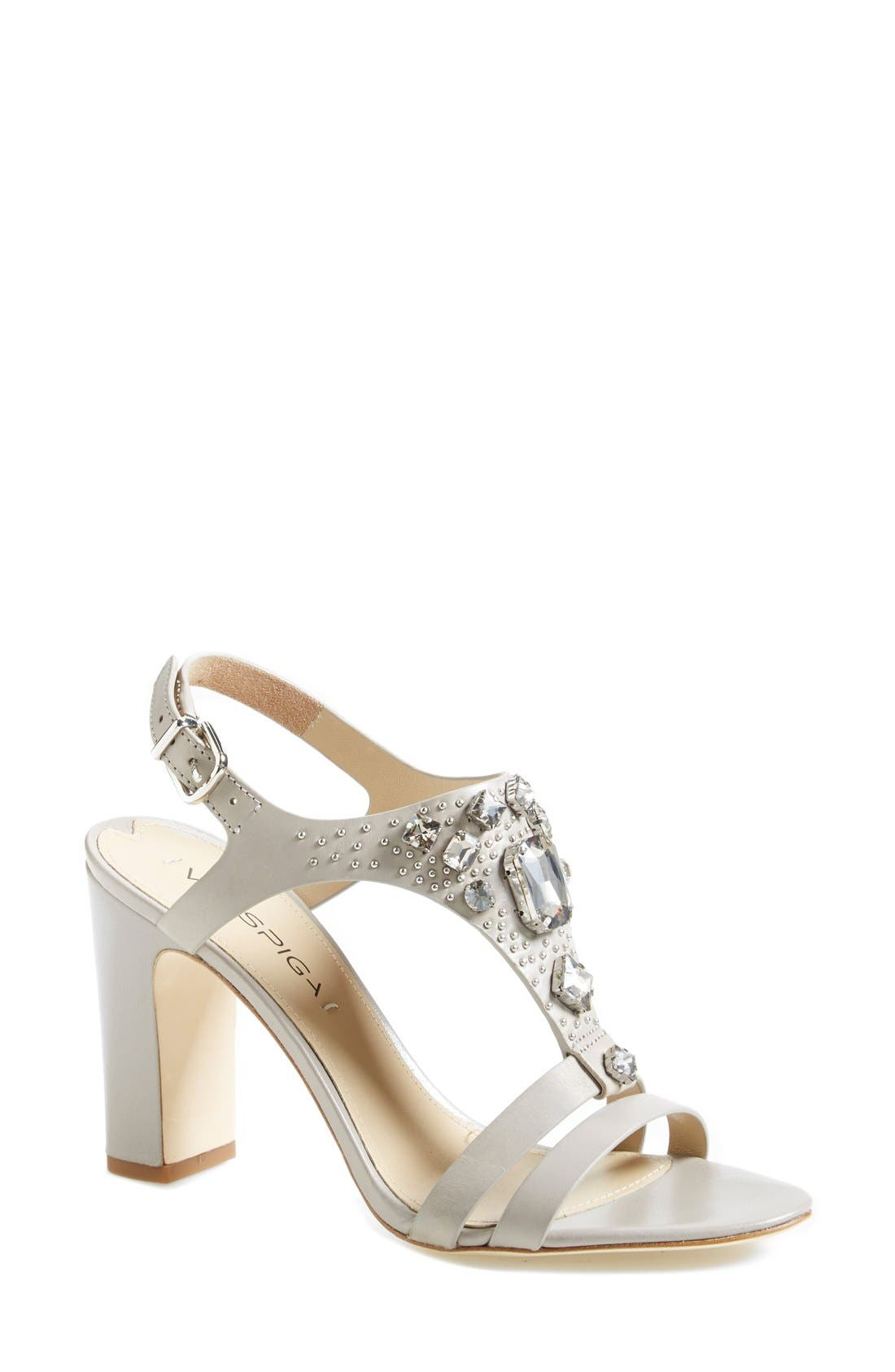Alternate Image 1 Selected - Via Spiga 'Alec' Sandal (Women)