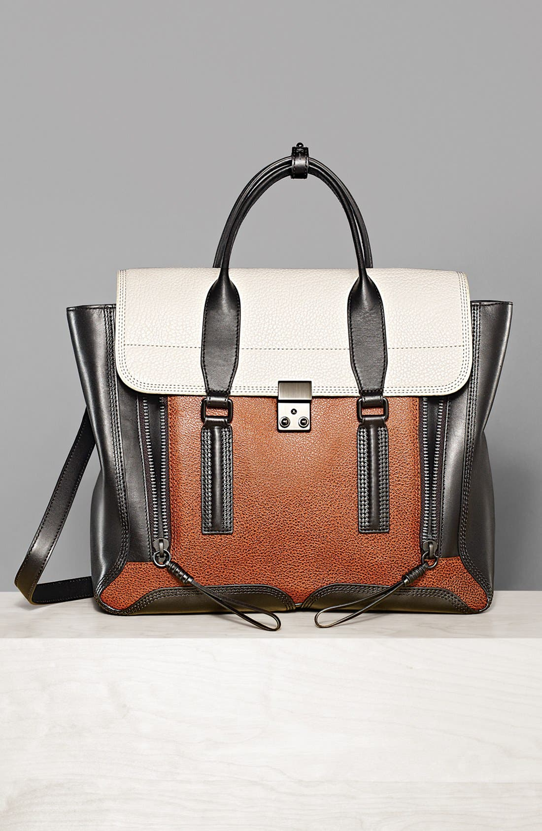 Alternate Image 8  - 3.1 Phillip Lim 'Large Pashli' Leather Satchel