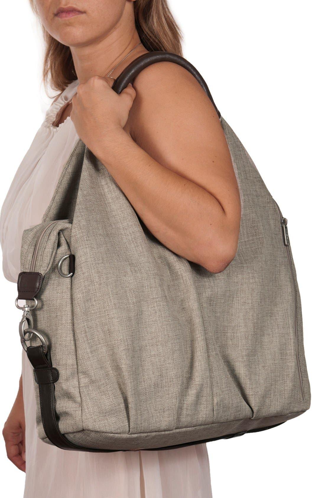 Alternate Image 4  - Lässig 'Green Label - Neckline' Diaper Bag