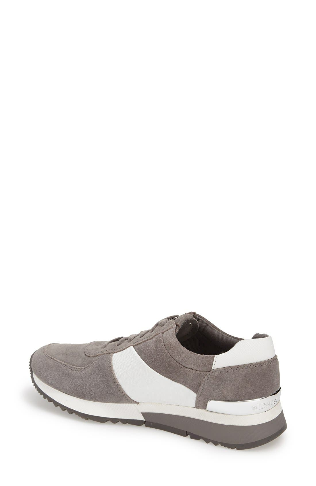Alternate Image 2  - MICHAEL Michael Kors 'Allie' Sneaker (Women)