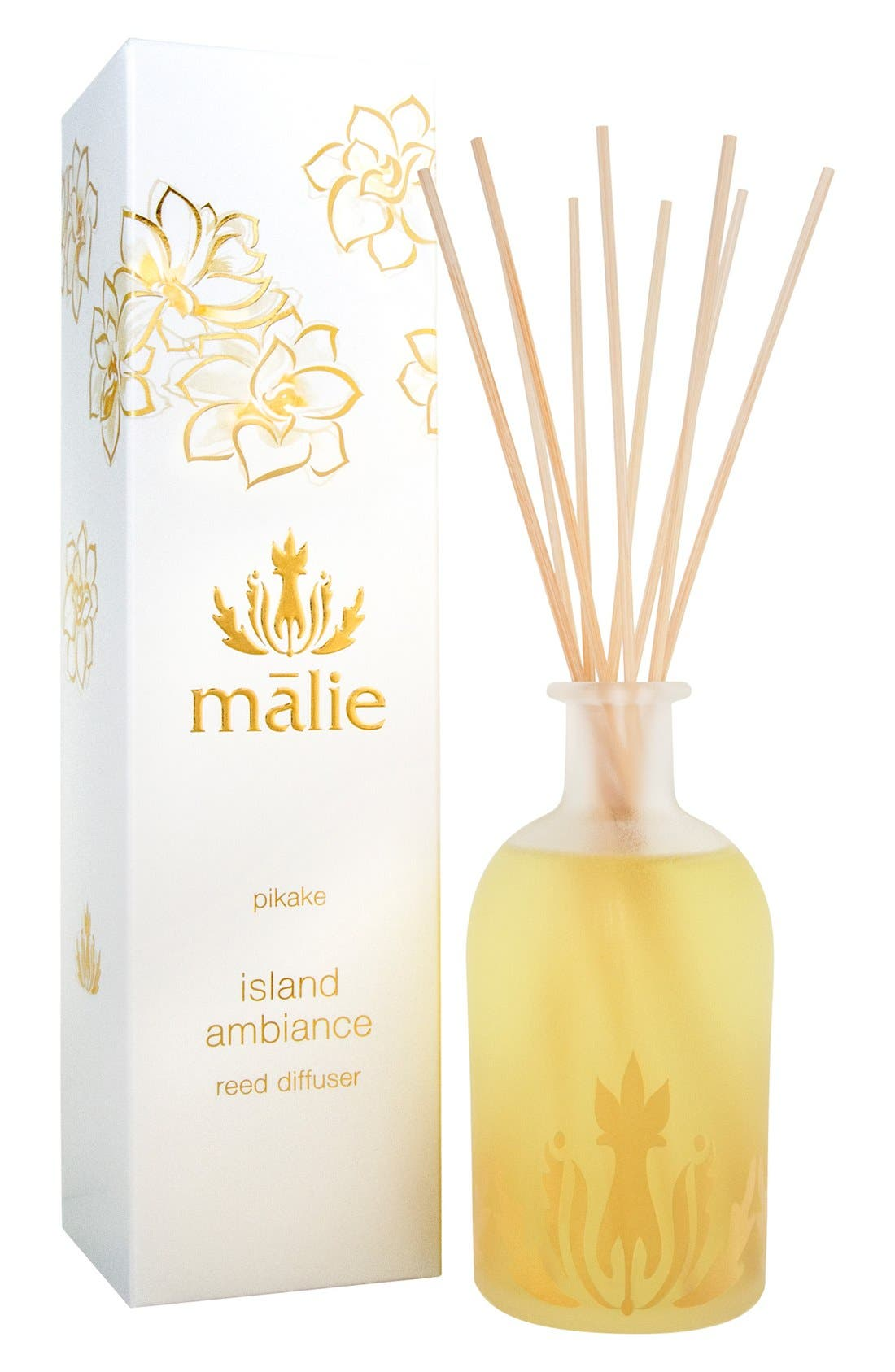 Main Image - Malie Organics Island Ambience™ Pikake Reed Diffuser