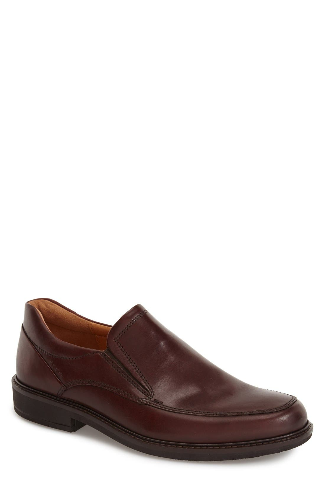Holton Slip-On,                             Main thumbnail 1, color,                             Rust Leather