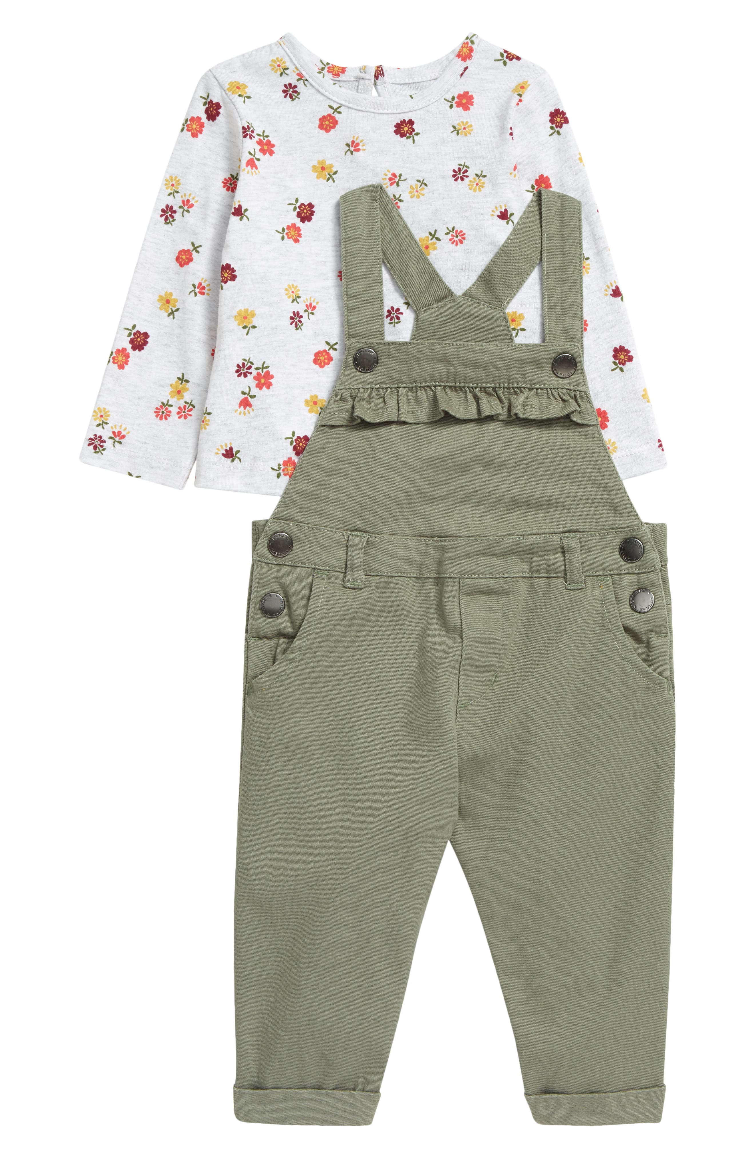 Womola Baby Girl Clothes Gold Dots Bodysuit Romper Jumpsuit One-Pieces Outfits Set