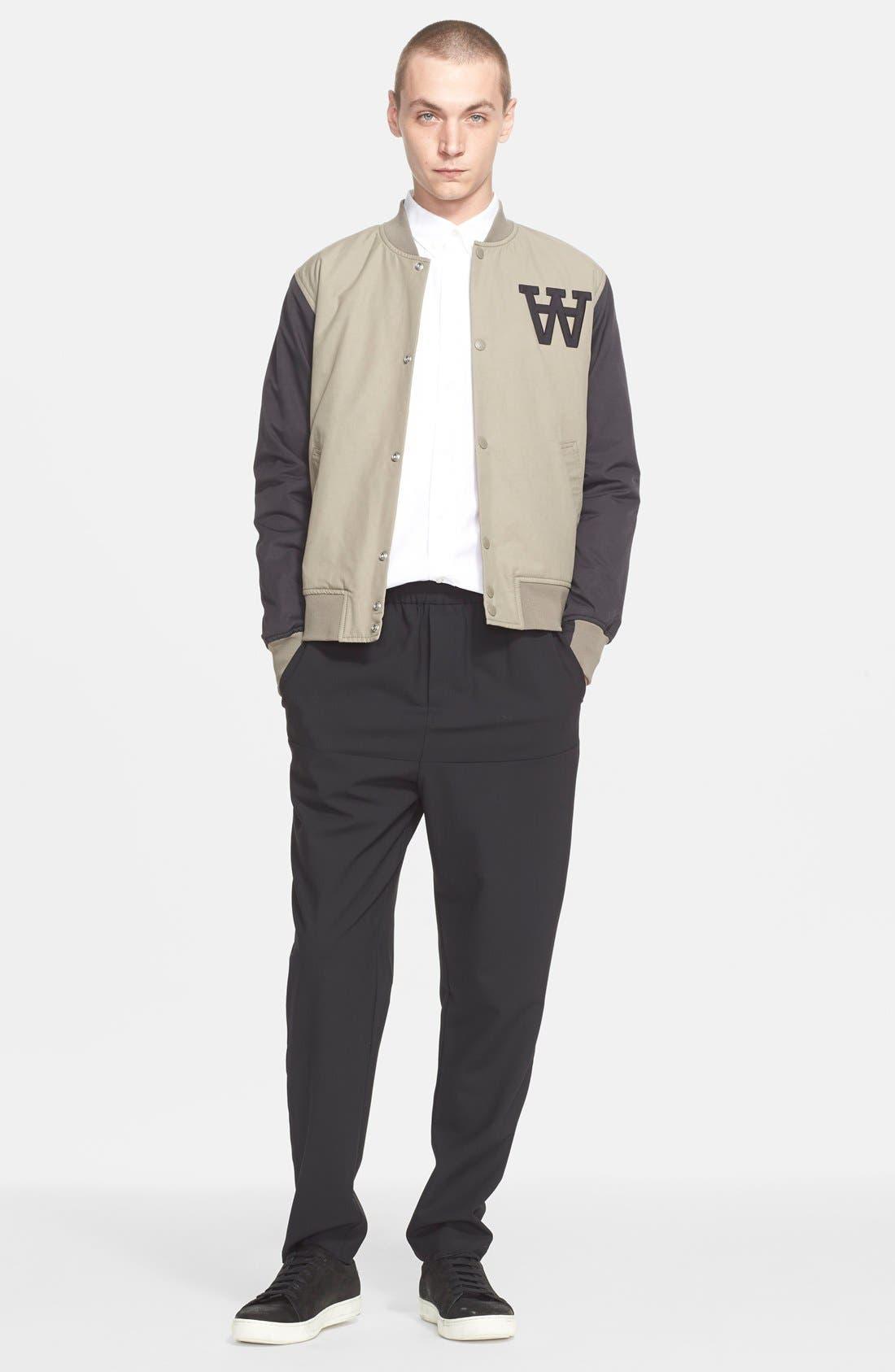 Alternate Image 4  - Wood Wood 'Billie' Varsity Jacket