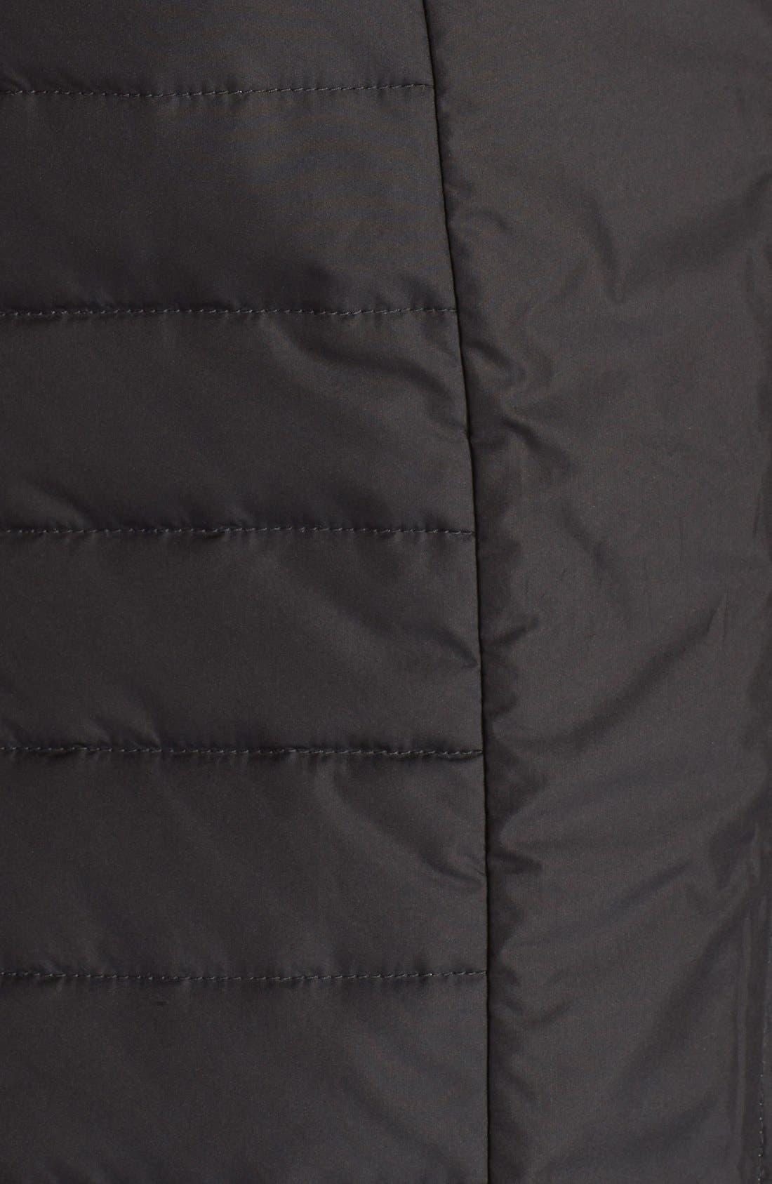 HellyHansen 'Astra' Jacket,                             Alternate thumbnail 3, color,                             Black