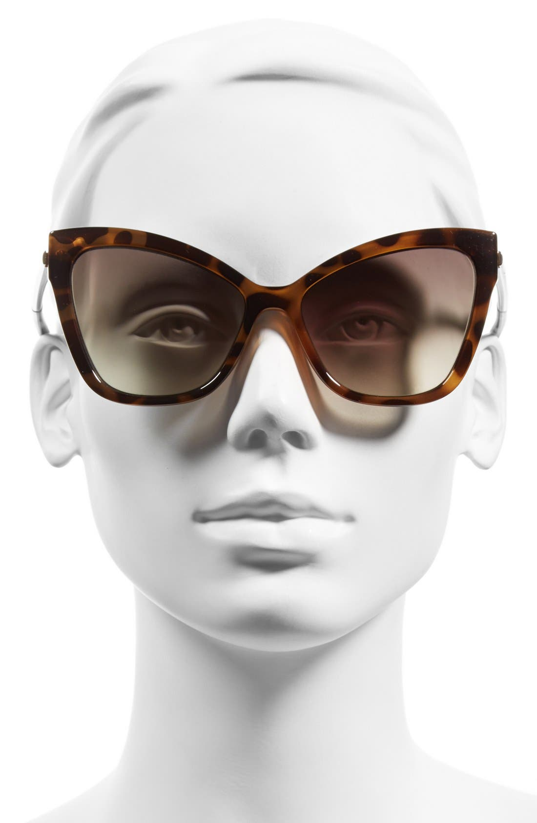 Alternate Image 2  - Le Specs 'Naked Eyes' 56mm Cat Eye Sunglasses