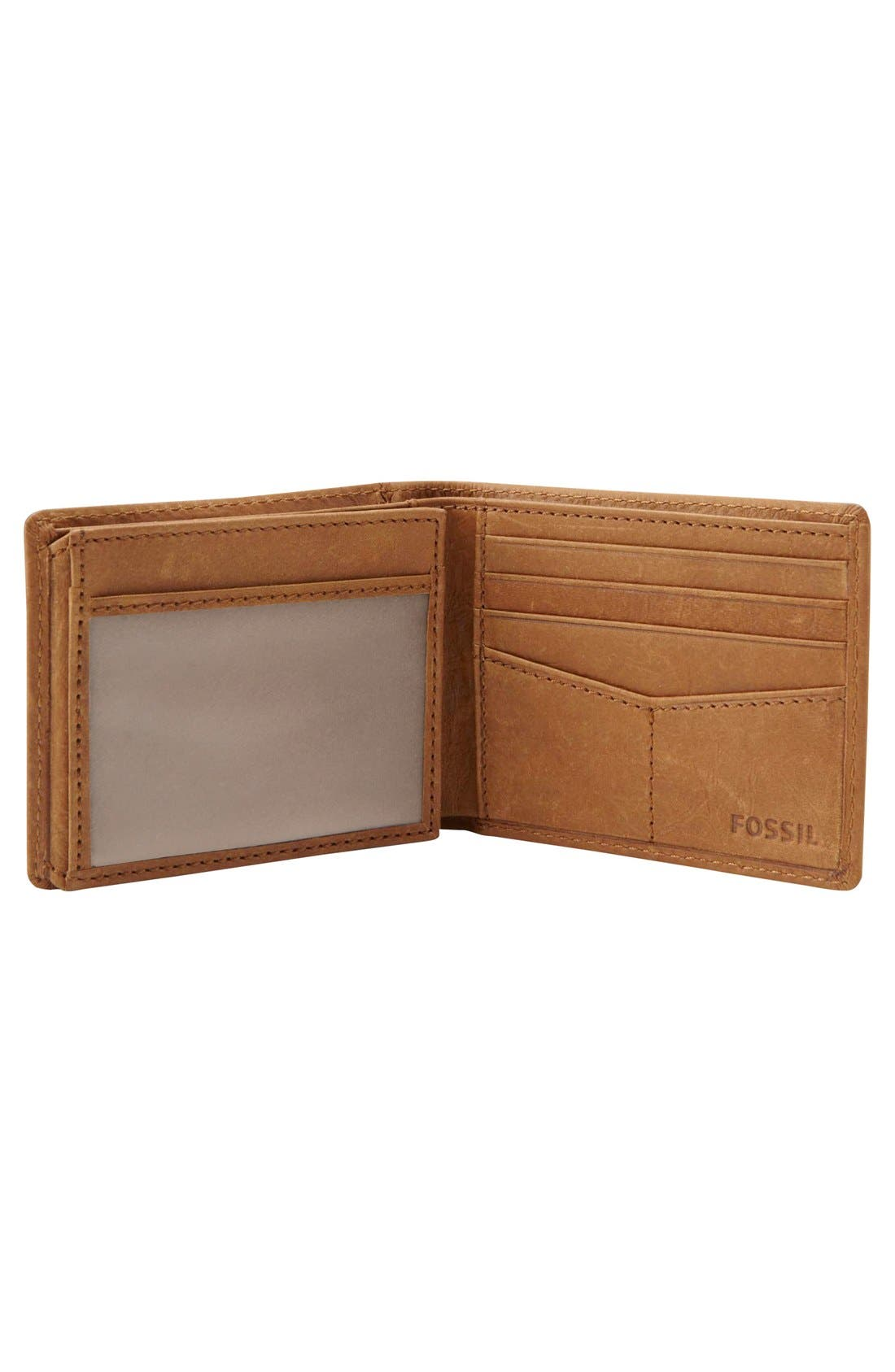 Alternate Image 2  - Fossil Ingram Traveler Wallet