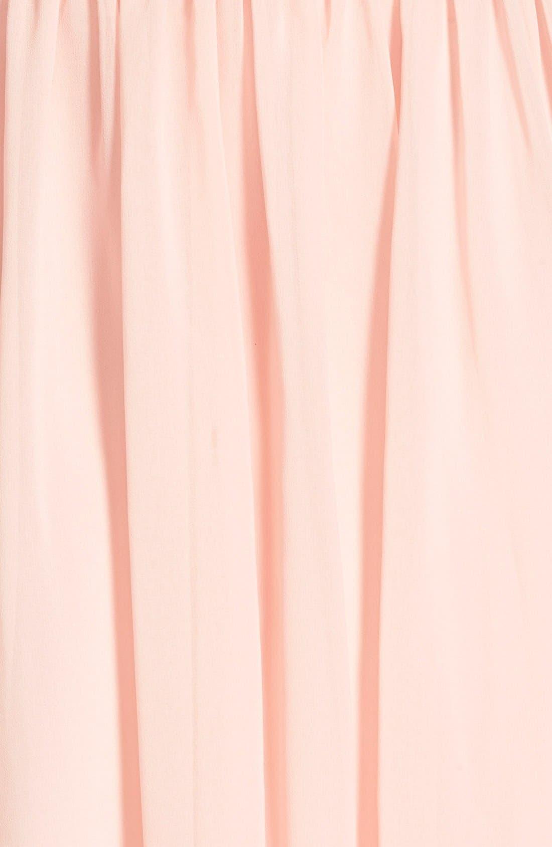 Alternate Image 3  - Way-In Embellished Halter Dress
