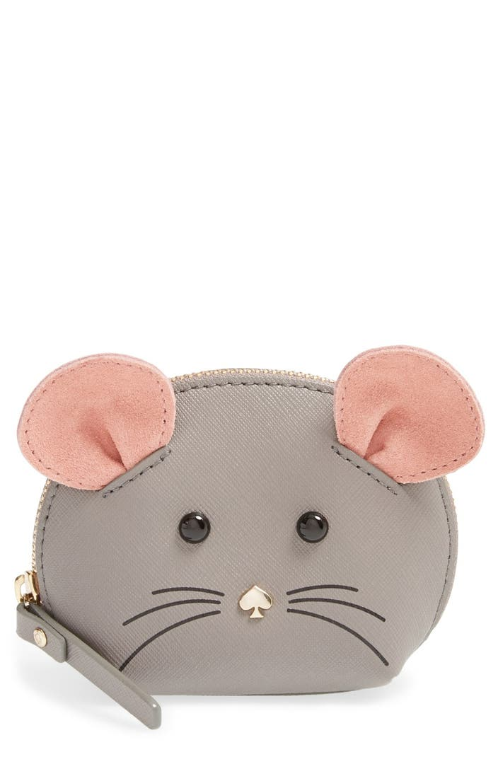 Kate Spade New York Cat S Meow Mouse Coin Purse Nordstrom