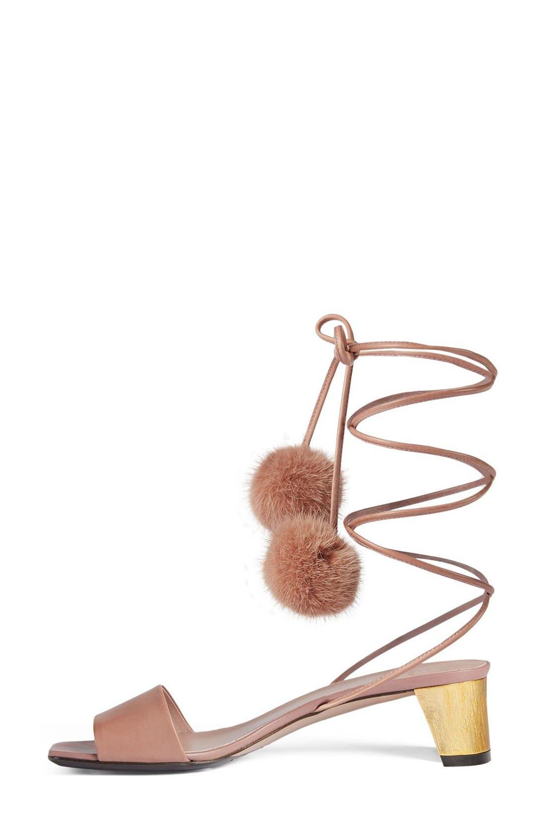 Alternate Image 4  - Gucci 'Heloise' Sandal (Women)