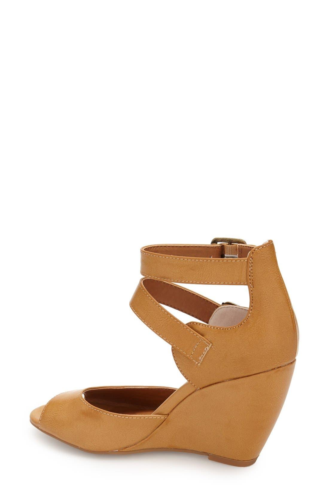 Alternate Image 2  - BC Footwear 'Spark' Wedge Sandal (Women)