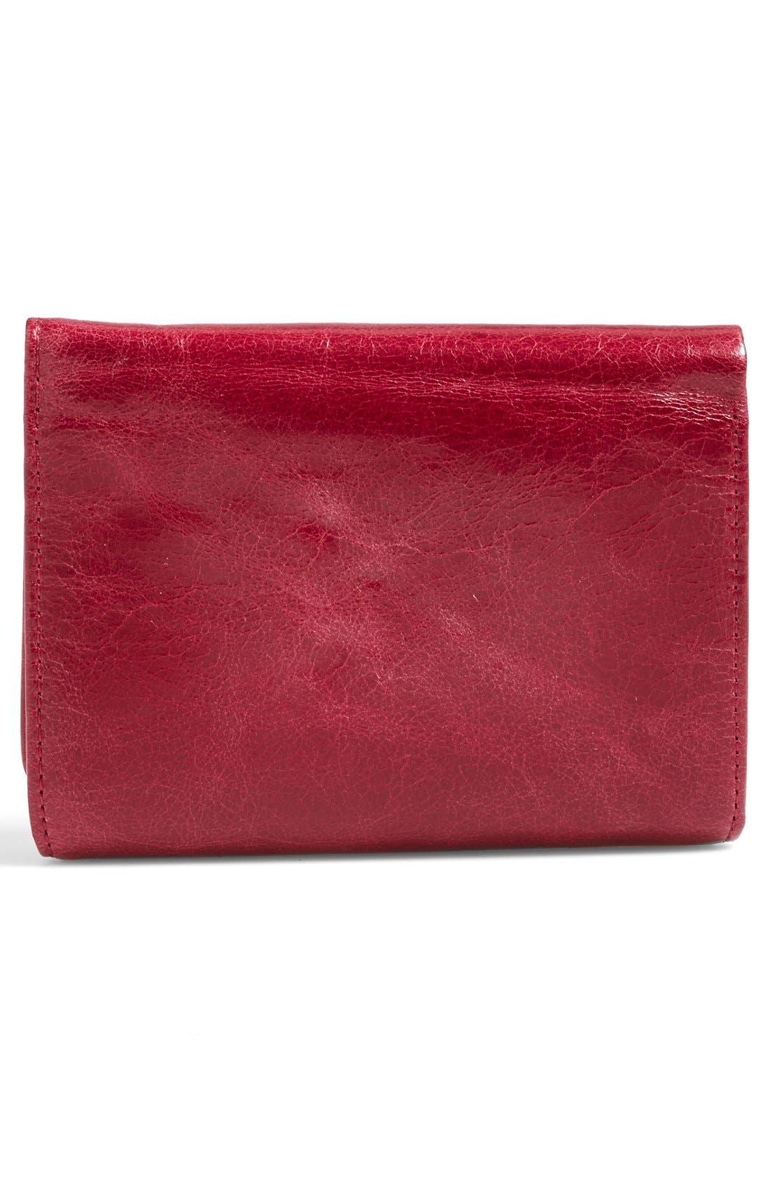 Alternate Image 4  - Hobo 'Robin' Frame Wallet