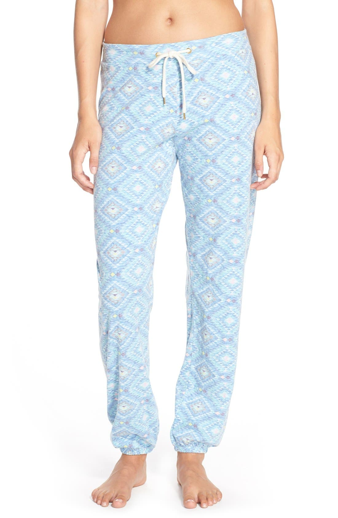 Alternate Image 1 Selected - Honeydew Intimates Slouchy Sweatpants