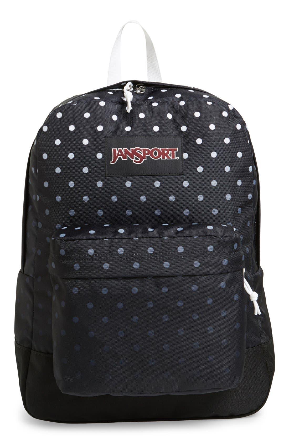 Alternate Image 1 Selected - Jansport 'Right Pack World' Backpack
