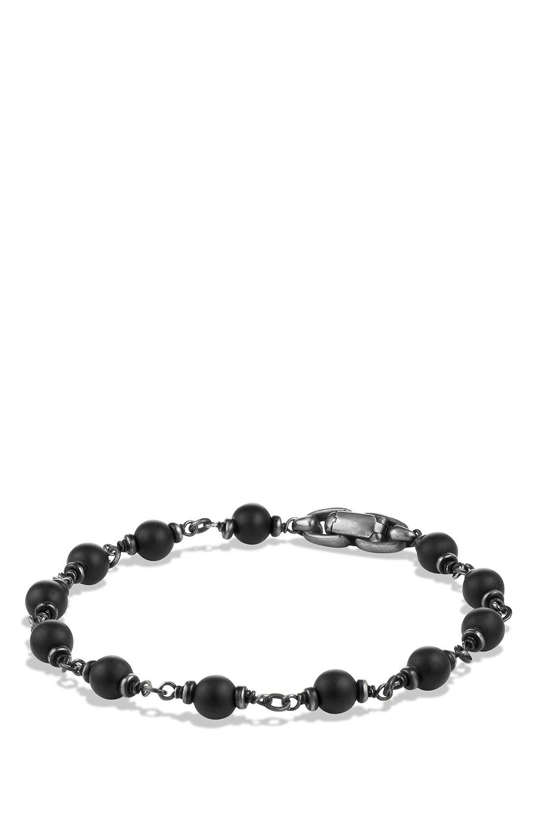 David Yurman 'Spiritual Beads' Rosary Bead Bracelet