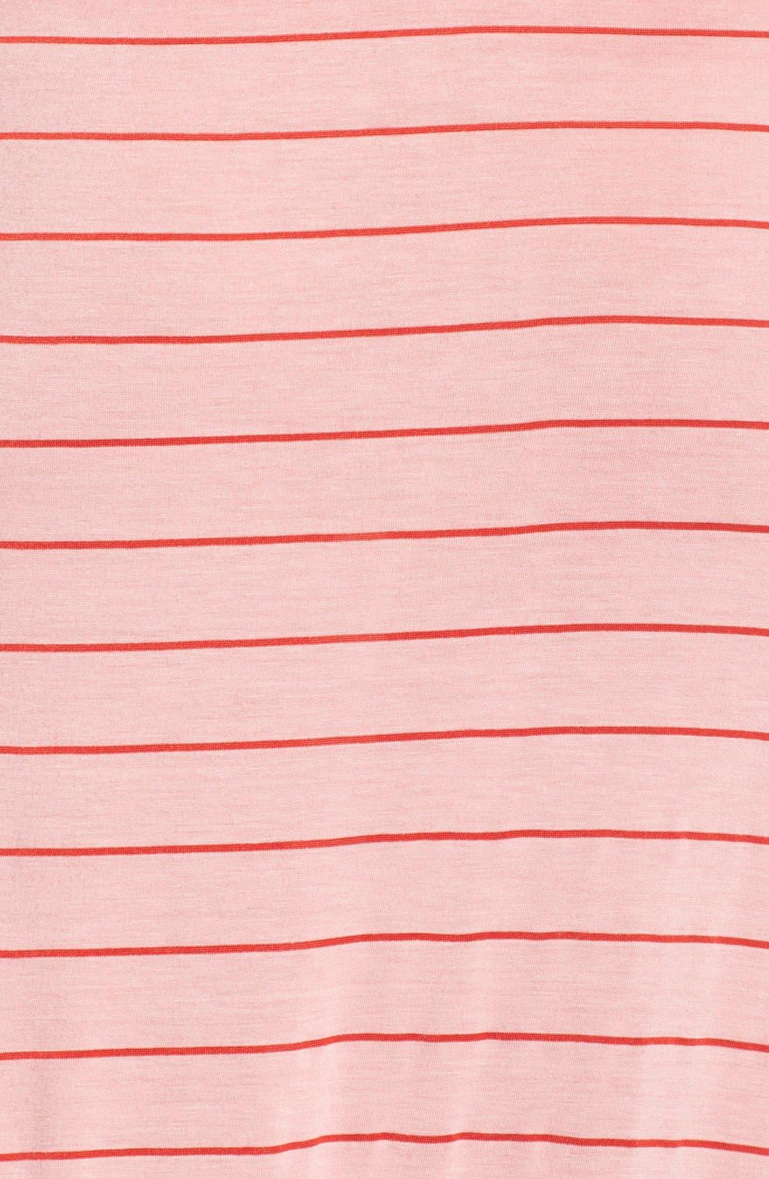 Alternate Image 3  - Fraiche by J Ombré Tie Dye Jersey Maxi Dress