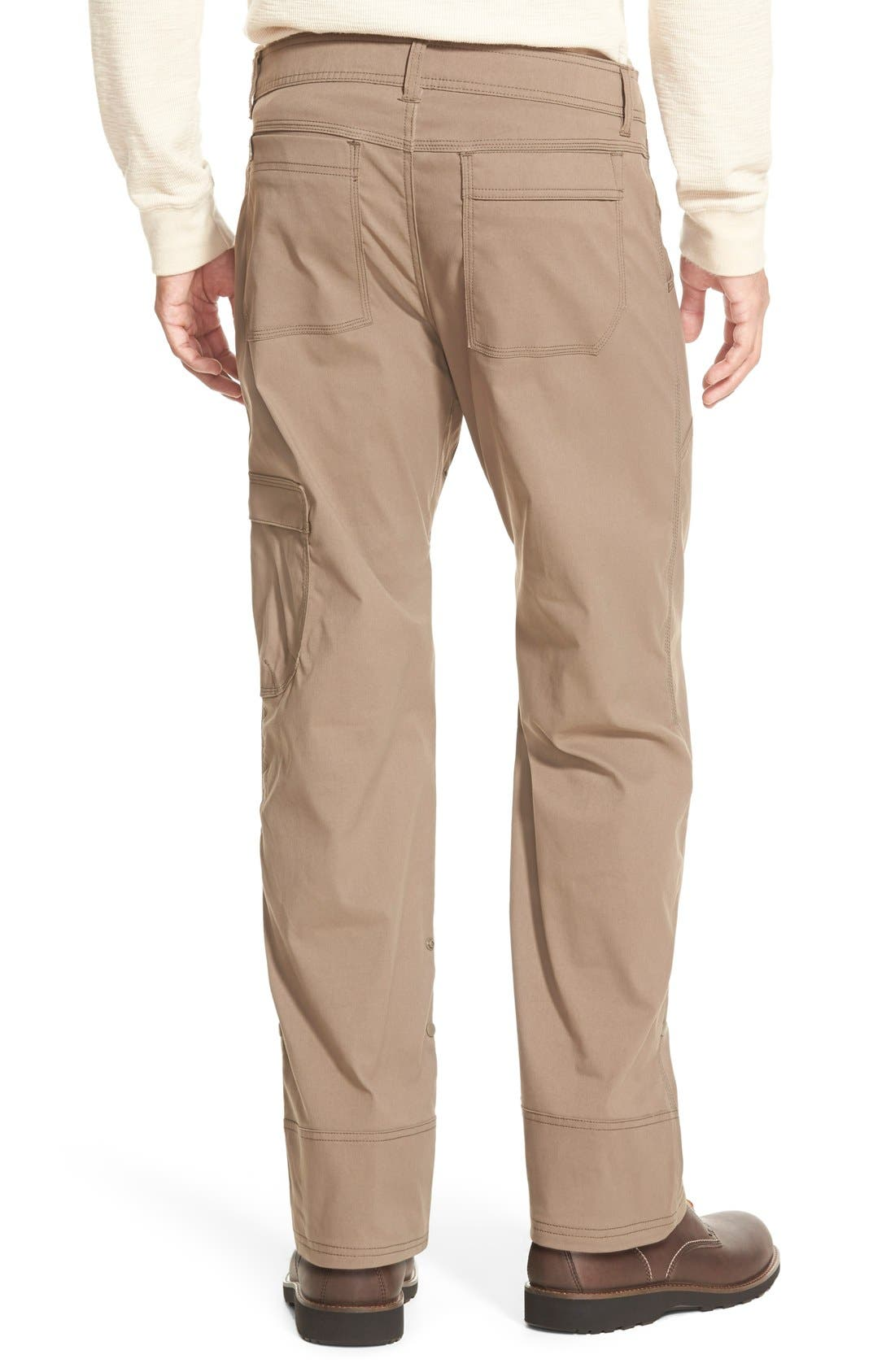 Alternate Image 2  - prAna 'Zion' Stretchy Hiking Pants