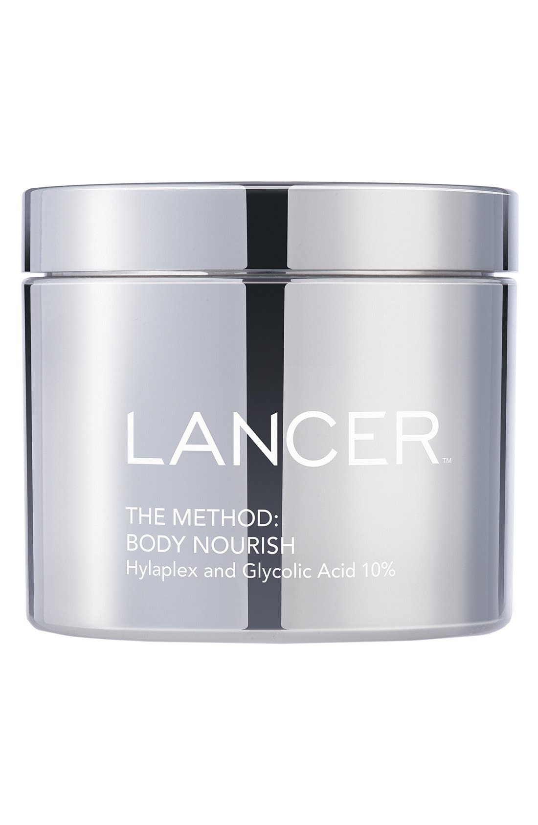 LANCER Skincare The Method Body Nourish Créme