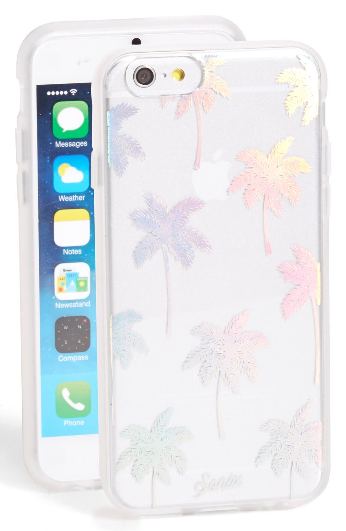 Alternate Image 1 Selected - Sonix 'Palm Beach' iPhone 6 & 6s Case