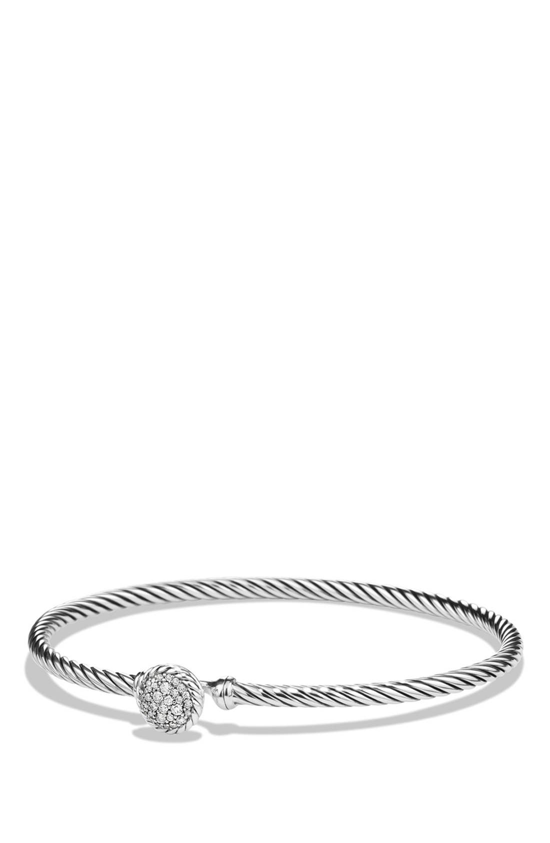 DAVID YURMAN Châtelaine Bracelet with Diamonds