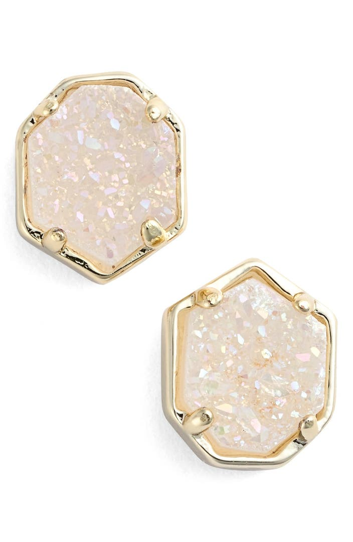 kendra earrings studs kendra logan stud earrings nordstrom 3717