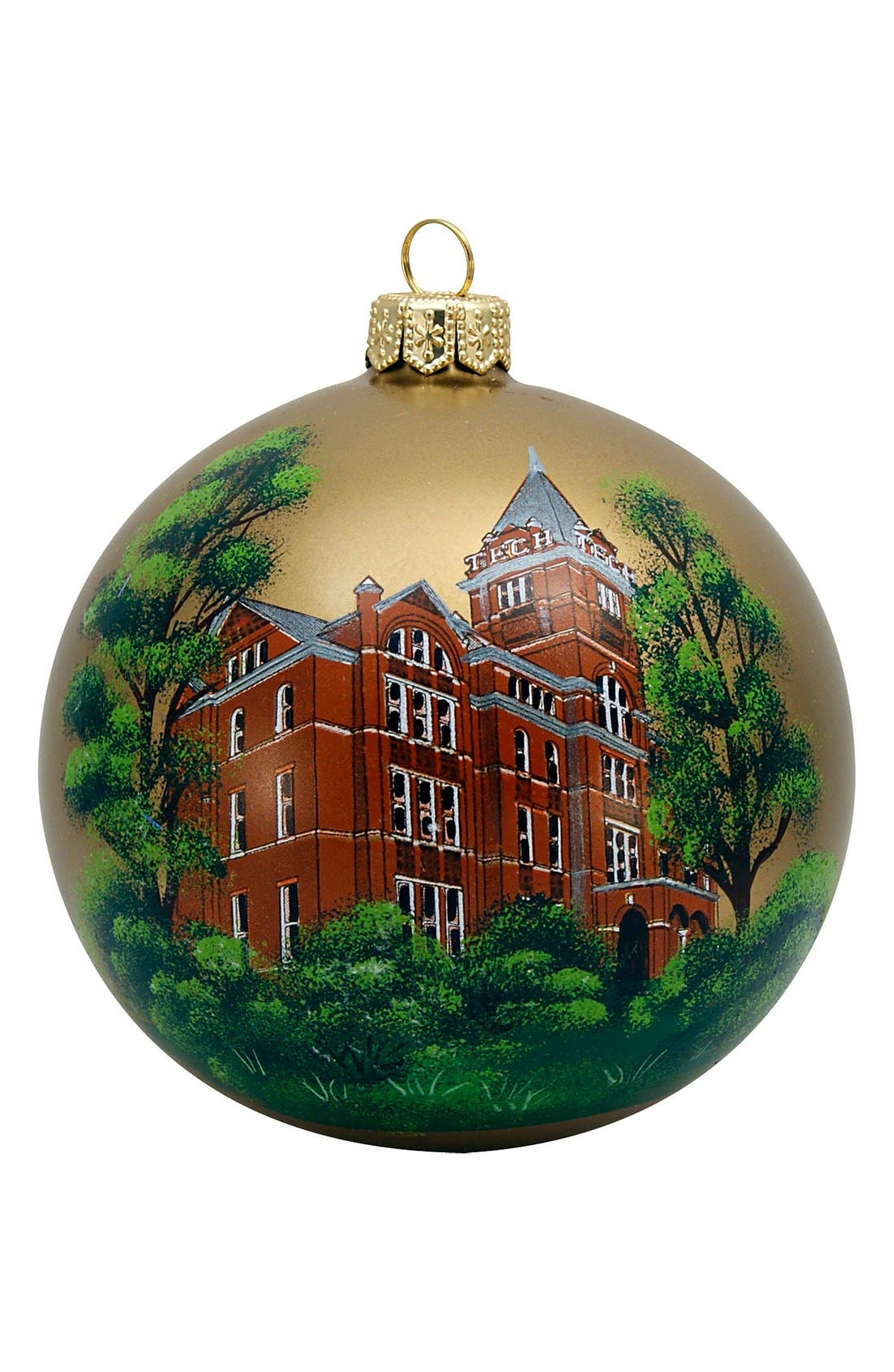 Alternate Image 1 Selected - Joy to the World Collectibles 'Collegiate' Ball Ornament