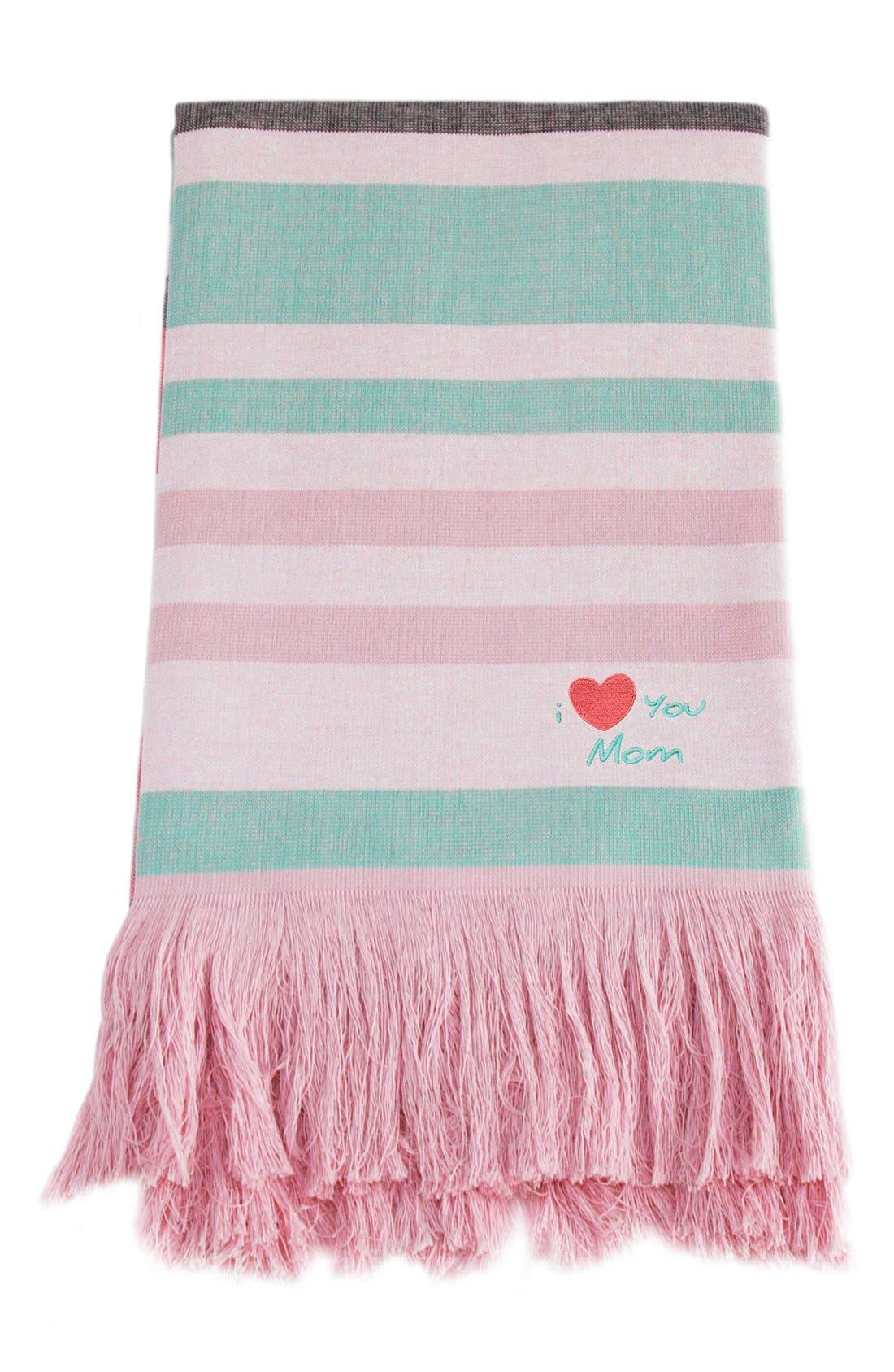Alternate Image 5  - Linum Home Textiles 'Amalfi' Turkish Pestemal Towel