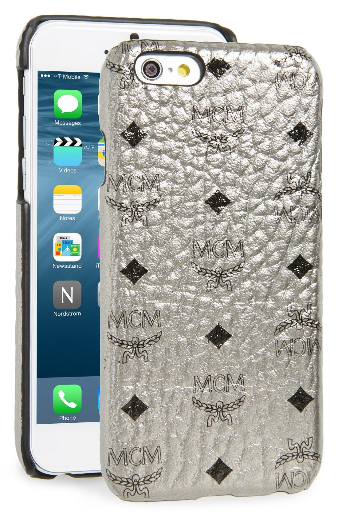 Main Image - MCM Claus iPhone 6/6s Case
