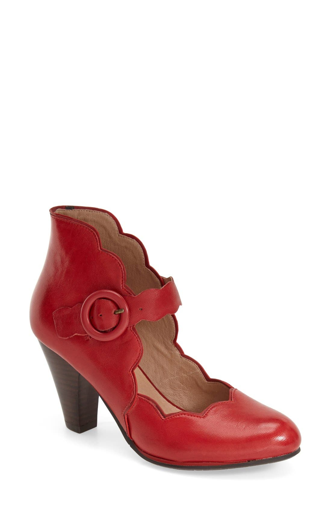 Alternate Image 1 Selected - Miz Mooz Footwear 'Carissa' Mary Jane Pump (Women)