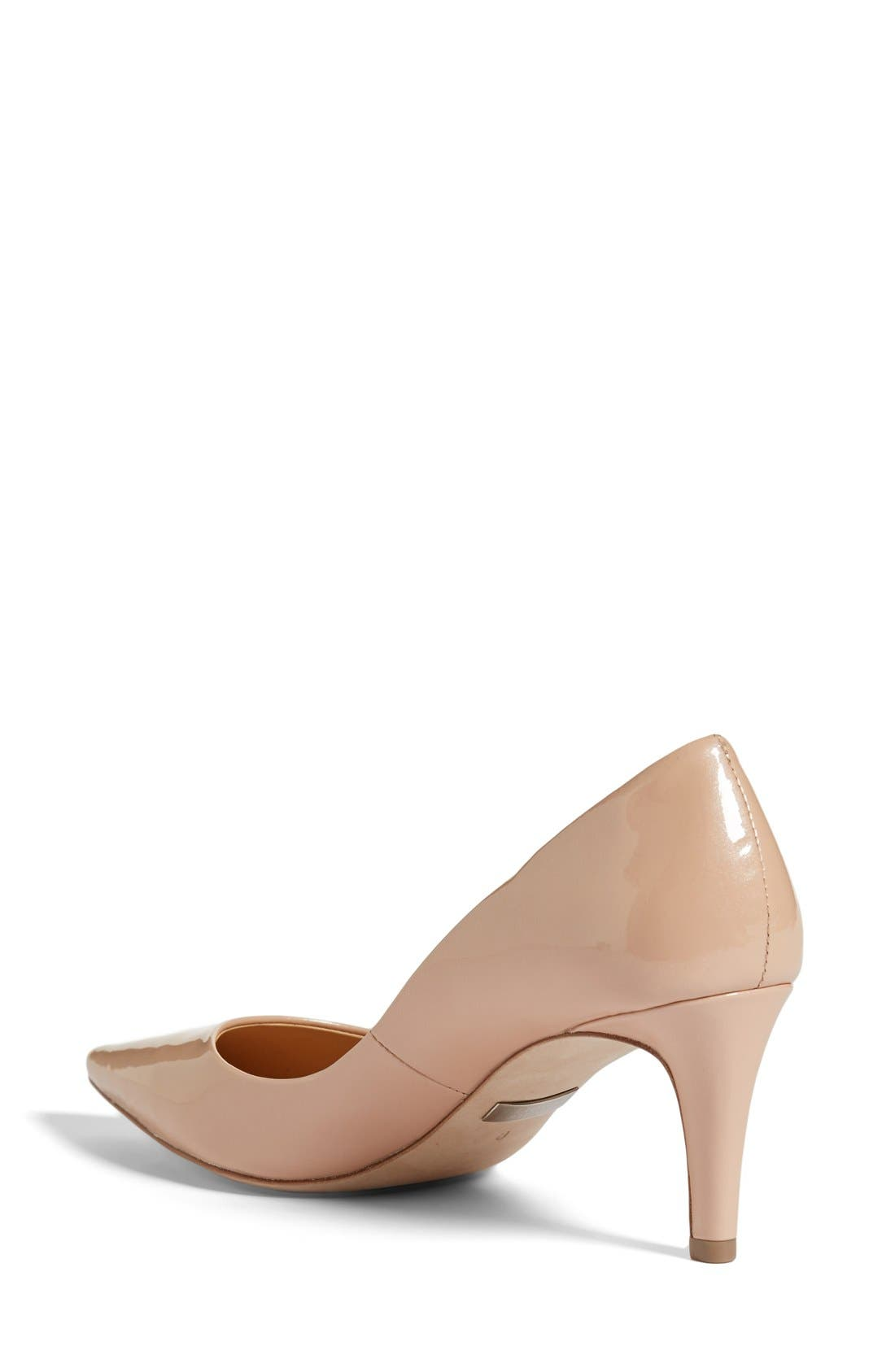 Alternate Image 5  - Badgley Mischka 'Poise II' Pointy Toe Pump (Women)