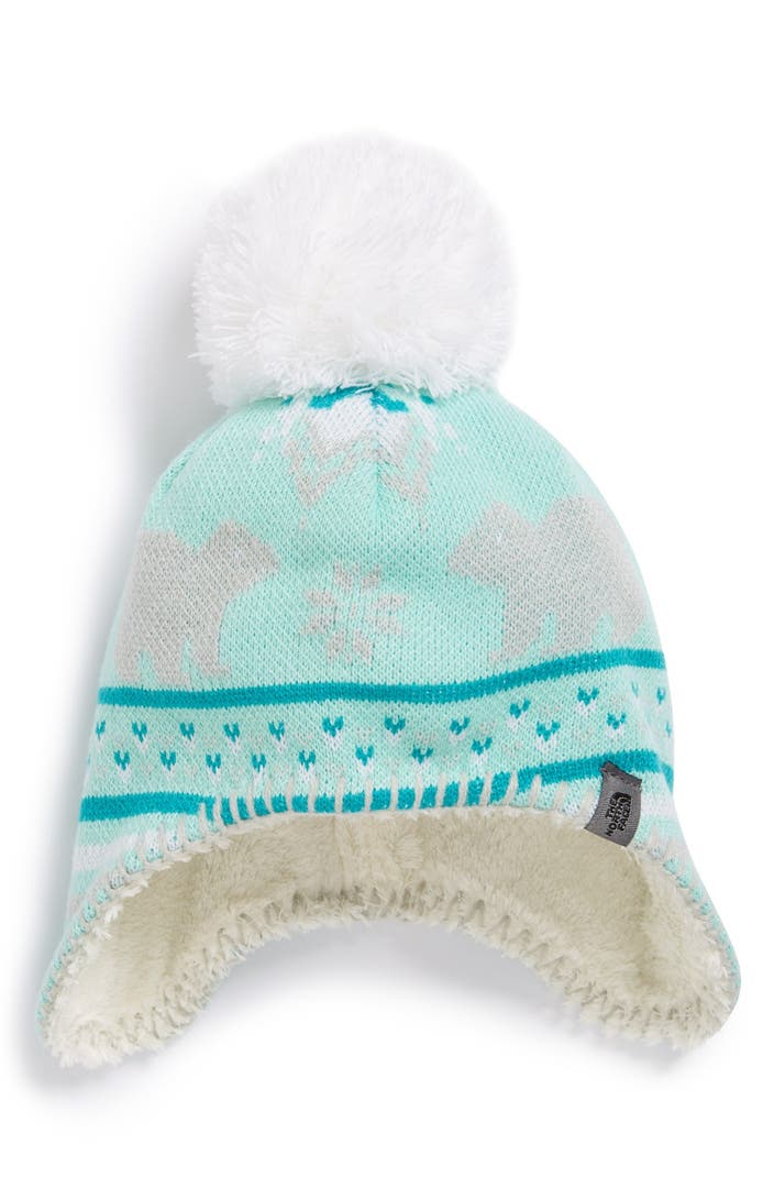 The North Face Baby Faroe Beanie Baby Nordstrom