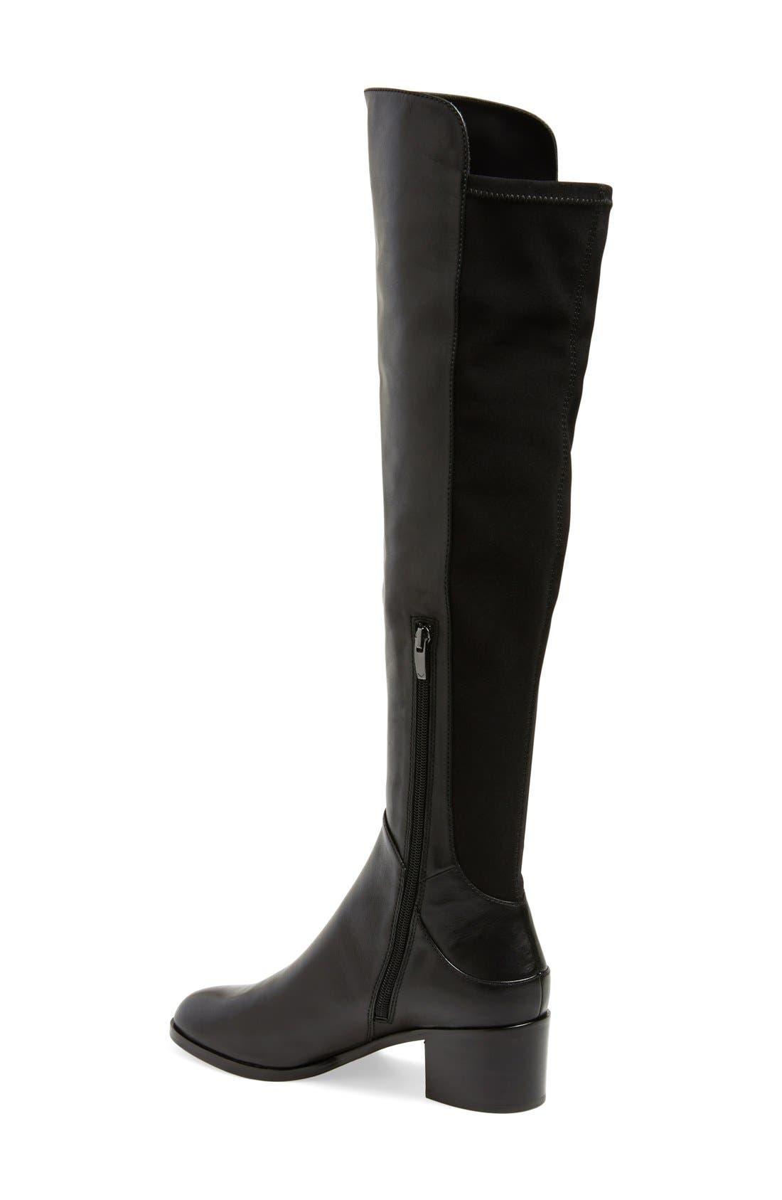 Alternate Image 2  - Via Spiga 'Alto' Over the Knee Boot (Women)