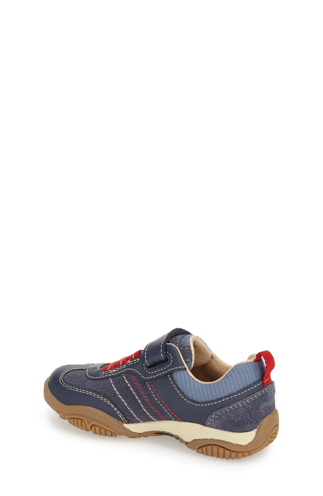 Alternate Image 2  - Stride Rite 'SRT Prescott' Sneaker (Baby, Walker & Toddler)