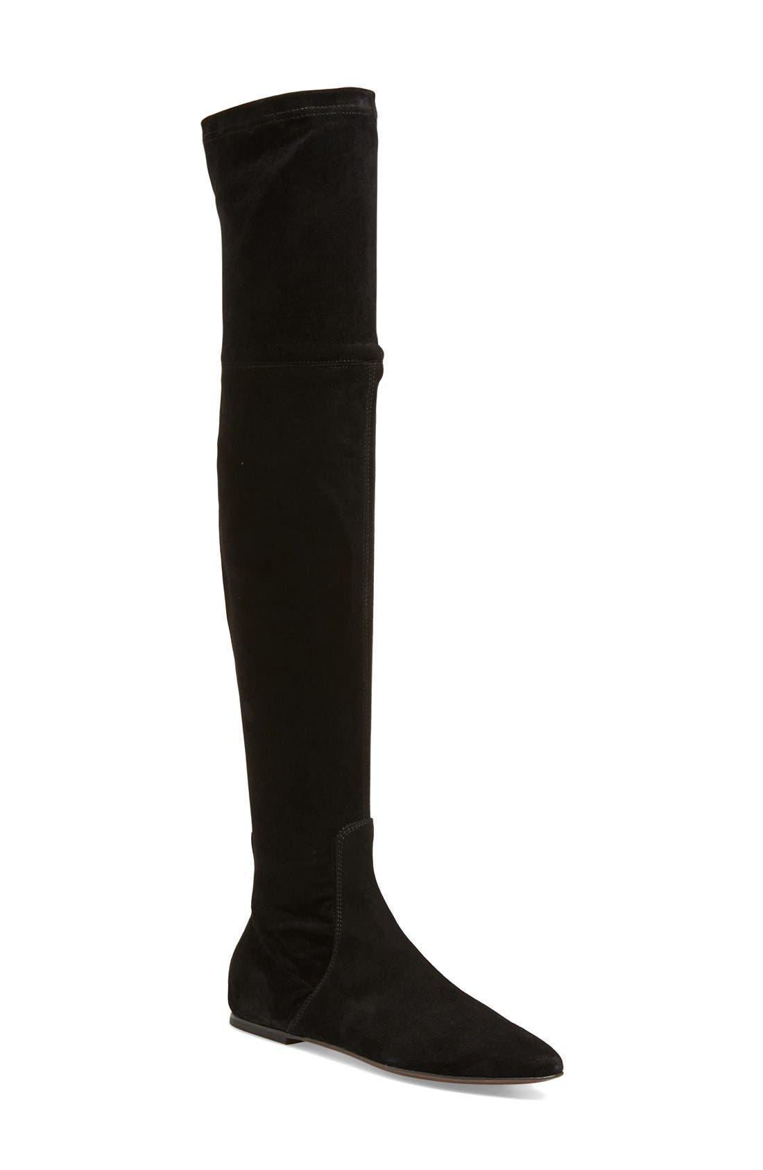 Alternate Image 1 Selected - Attilio Giusti Leombruni Over the Knee Boot (Women)