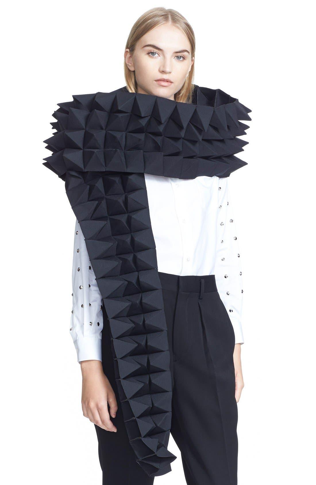 Alternate Image 4  - Junya Watanabe Crop Wool Pants
