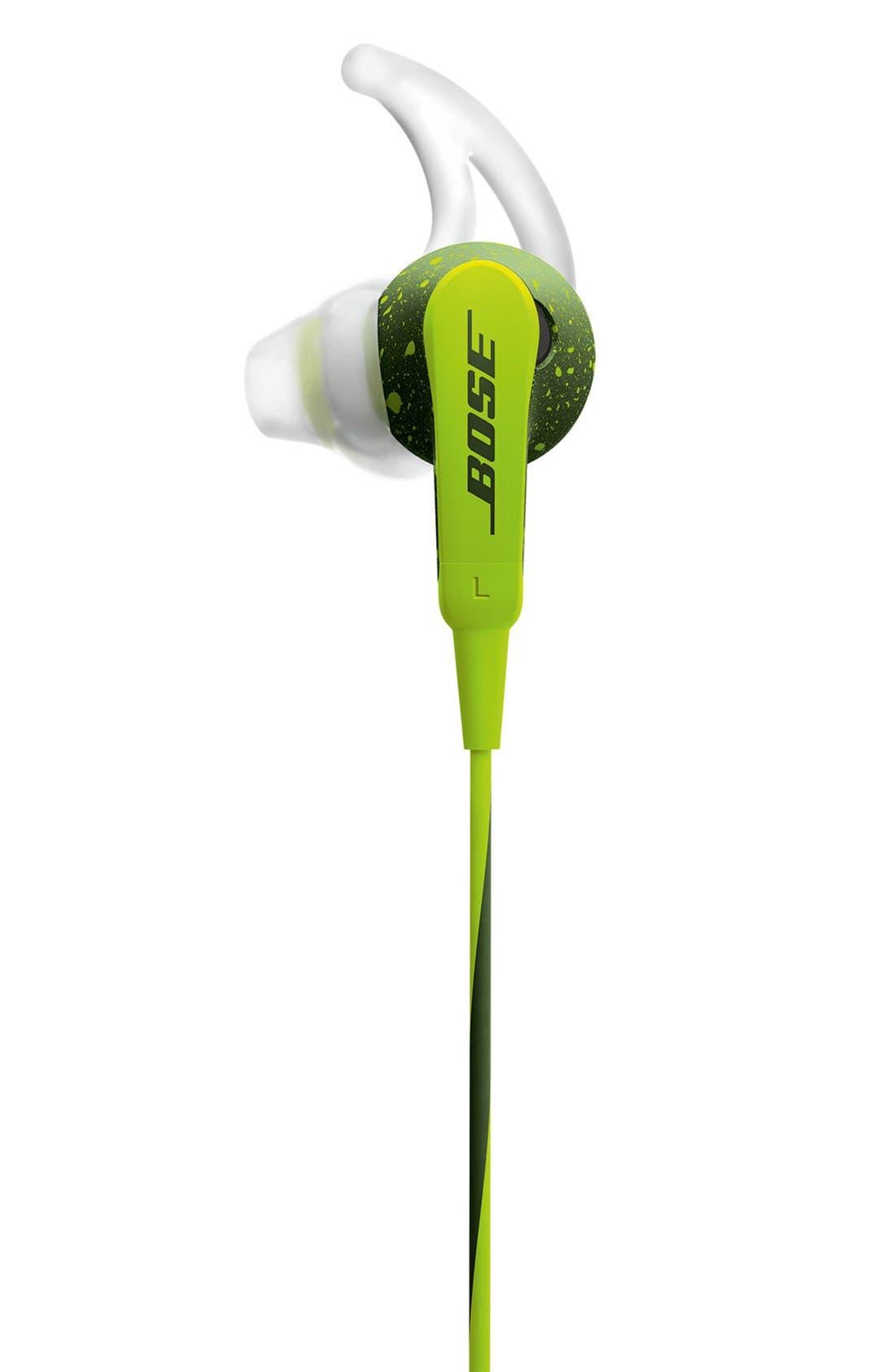 SoundSport<sup>®</sup> In-Ear Headphones,                             Main thumbnail 1, color,                             Energy Green