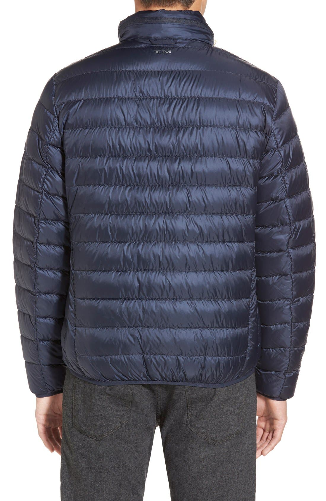 Alternate Image 2  - Tumi Pax Packable Quilted Jacket