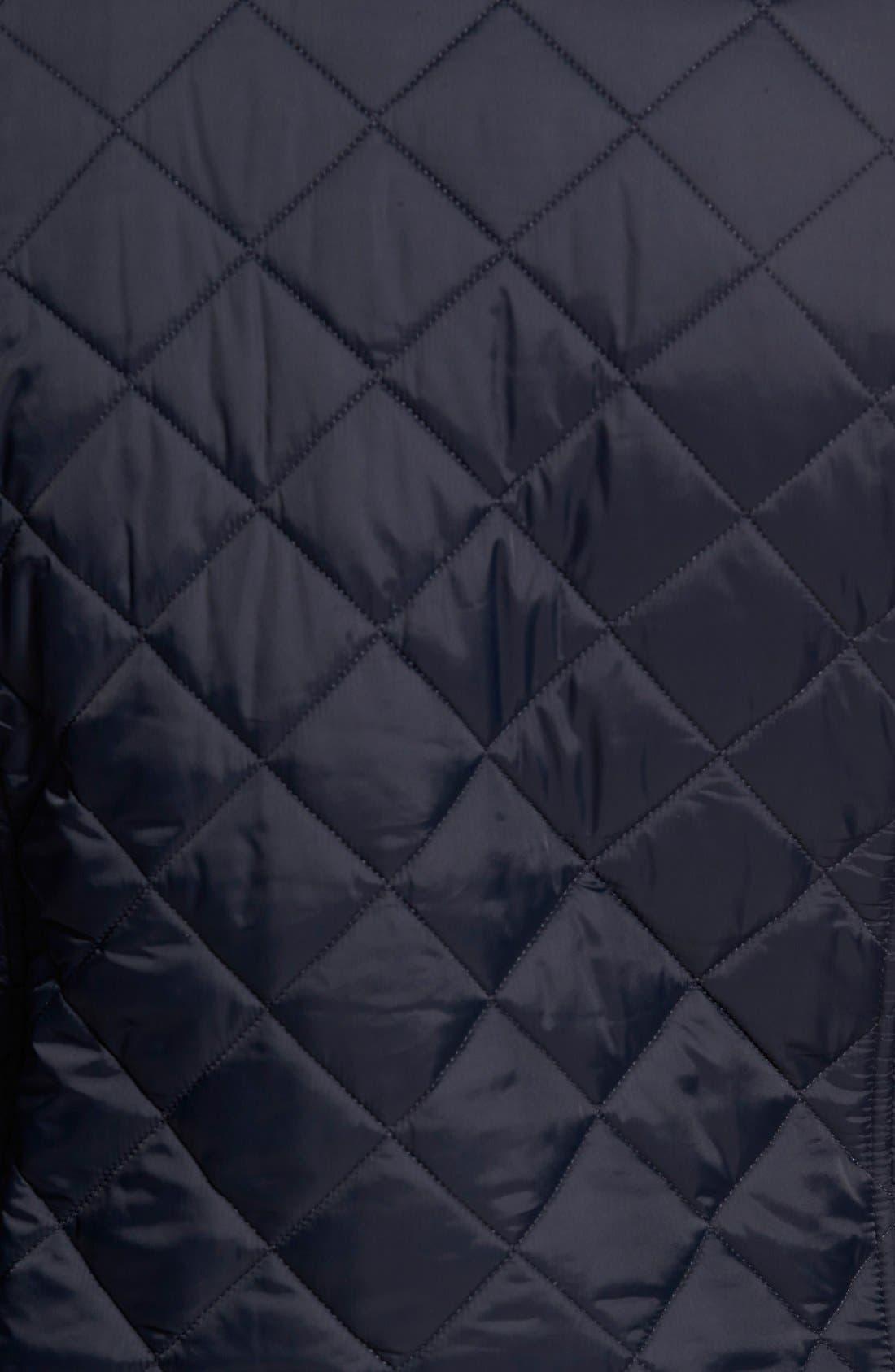 Alternate Image 5  - Barbour 'Fortnum' Regular Fit Quilted Jacket
