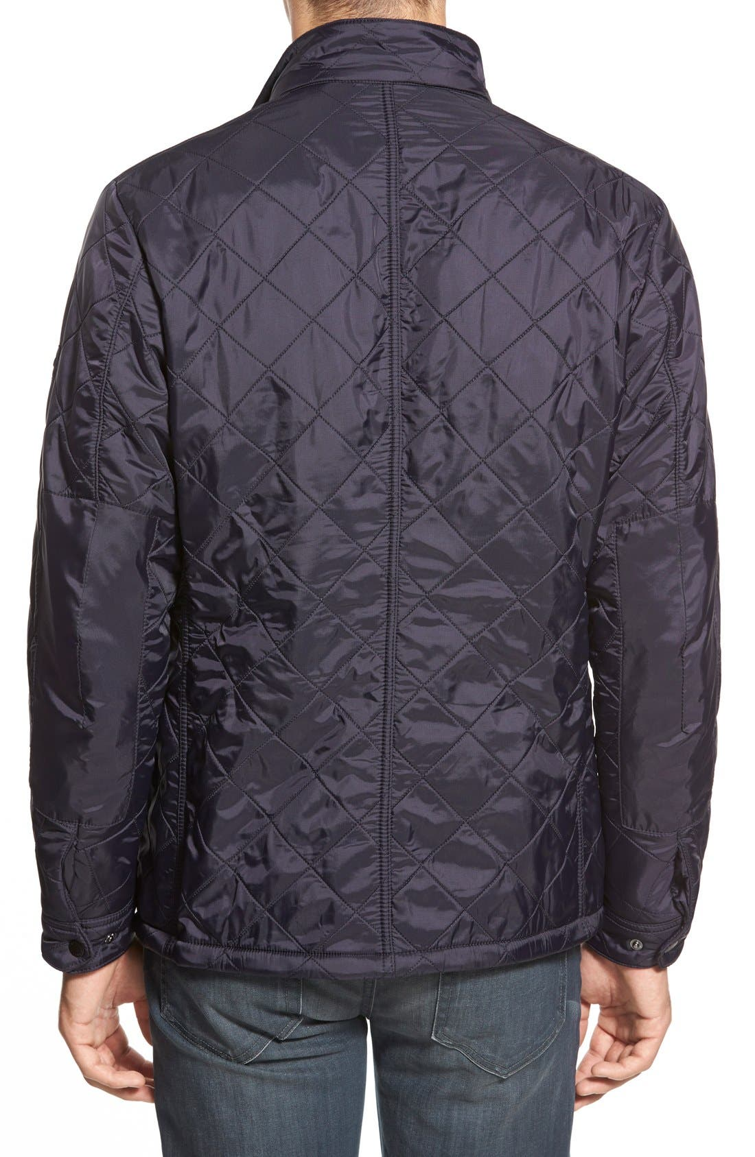 Alternate Image 2  - Barbour 'Ariel' Regular Fit Polarquilt Coat